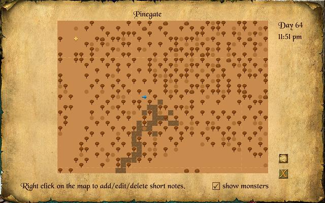 Quest - Automap