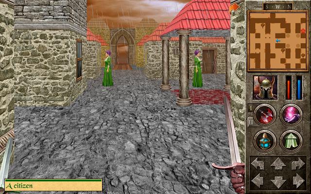 Quest - Streetview